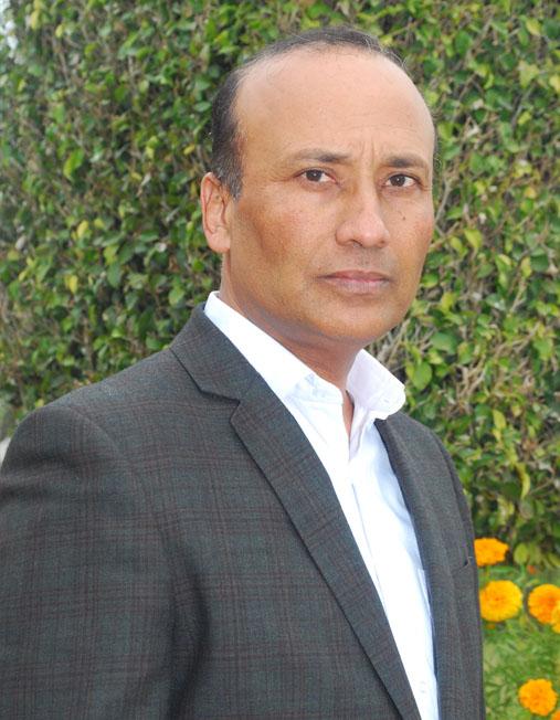 Dr. Ish Sharma